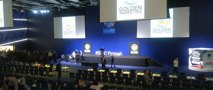 Golden Marketing Conference, Poznań 27-28.03.2018r