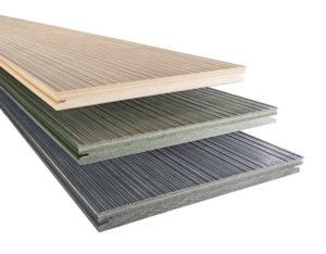DOLOMIT płyta, ecru, zielony, platyna; 24,5x1,9x199,5 [cm]