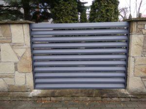 aluminium, model N01, Dąbrowa Górnicza