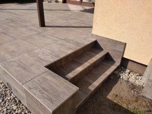 schody/płyta
